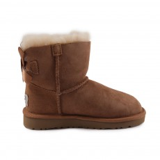 product-Ugg Classic Mini Velvet Bows Boots