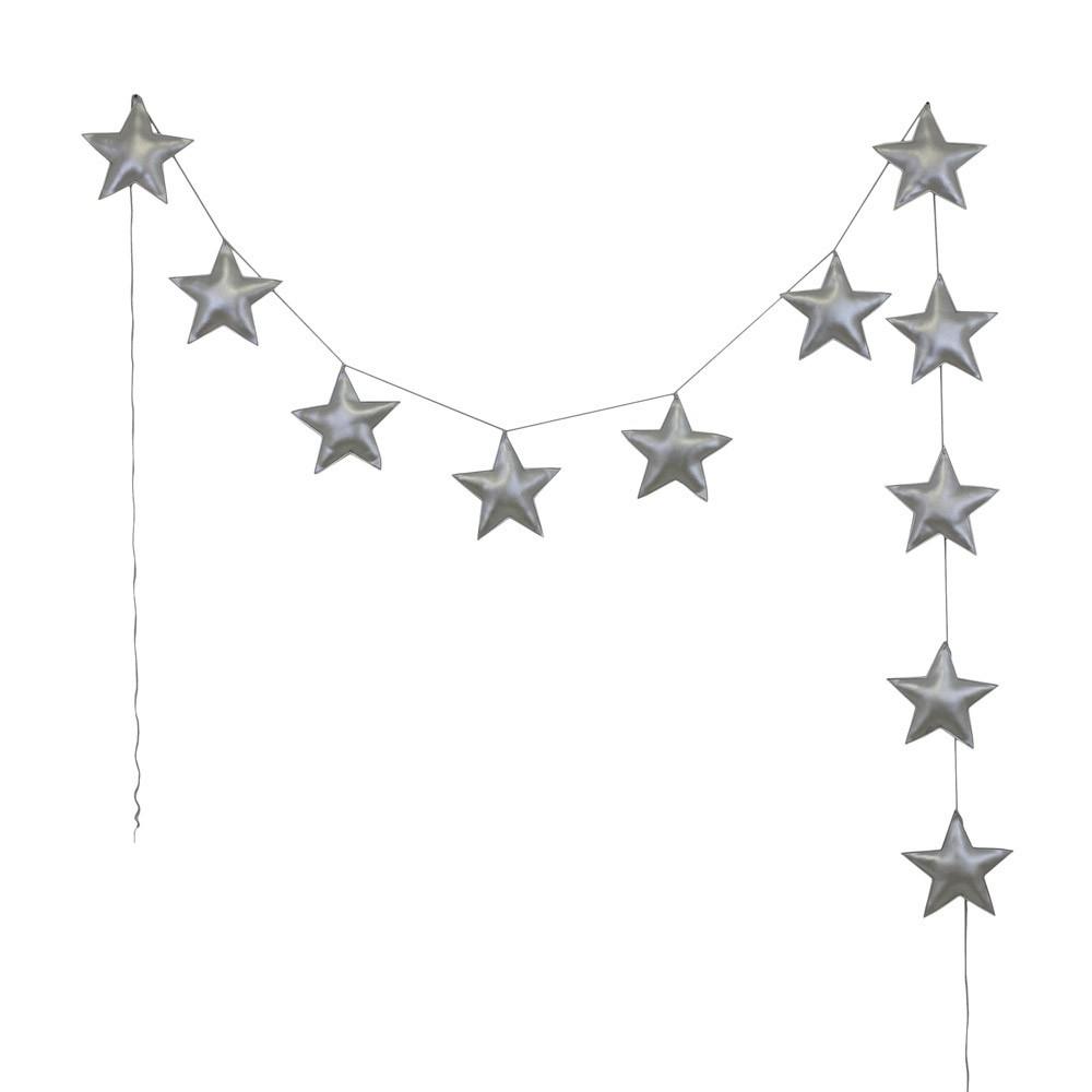 Mini-Sterne-Girlande