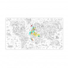 product-Omy Atlas Giant Colouring Poster