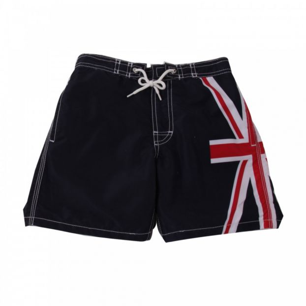 6a9fe22088 Union Jack swimming trunks Navy blue Hackett Fashion Teen ,