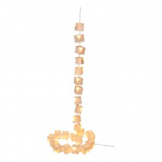 product-Tse & Tse Guirlande new cubiste 25 LED blanc