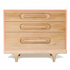 product-Kalon Studios Caravan Chest of Drawers - Pink