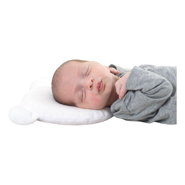 P'tit Panda Pillow White Candide Design