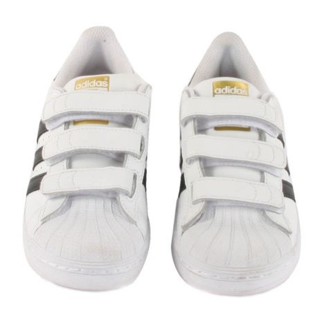 Baskets Scratchs Cuir Superstar-product