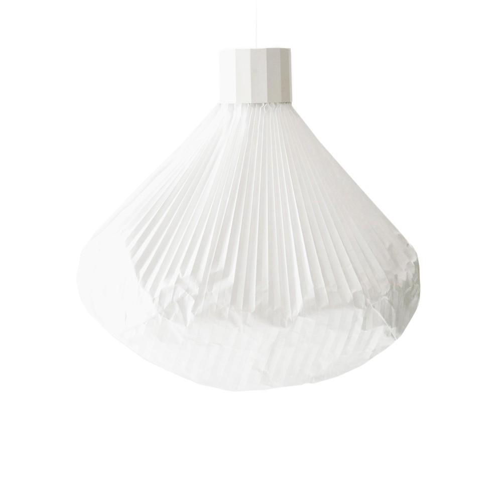 Lampe Suspension Papier Design vaporetto suspension lamp white moustache design adult