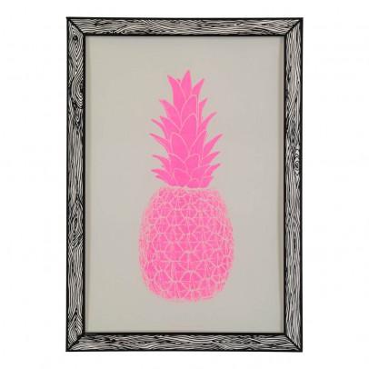 Affiche Ananas 29,7x42 cm