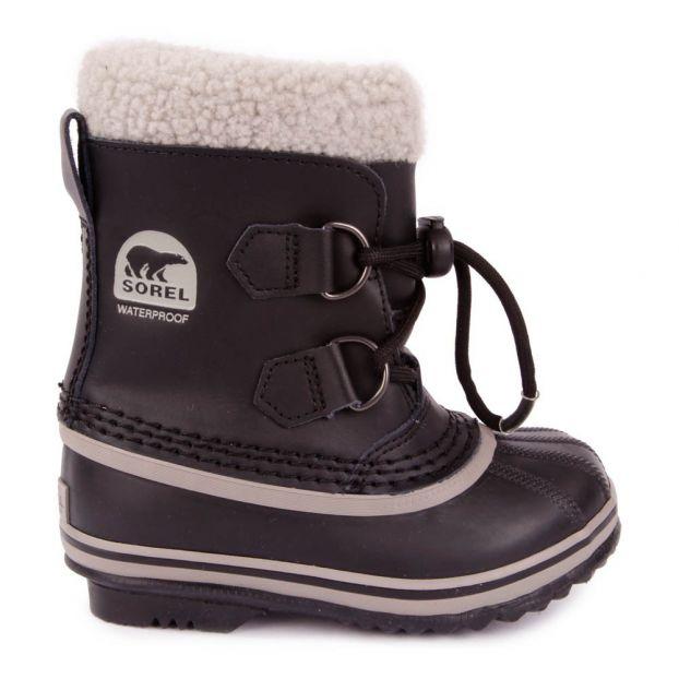 3f0f68e959b Yoot Pac Waterproof Leather Boots Black