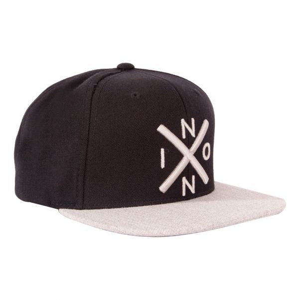 Snapback Hat Exchange Cap Black Nixon Fashion Teen  b5ee32bac88f