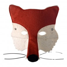 product-Frida's Tierchen Felt Fox Mask