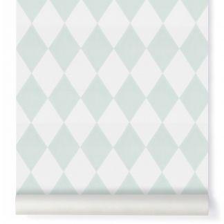 Papier Peint Harlequin Rose Ferm Living Design Adulte