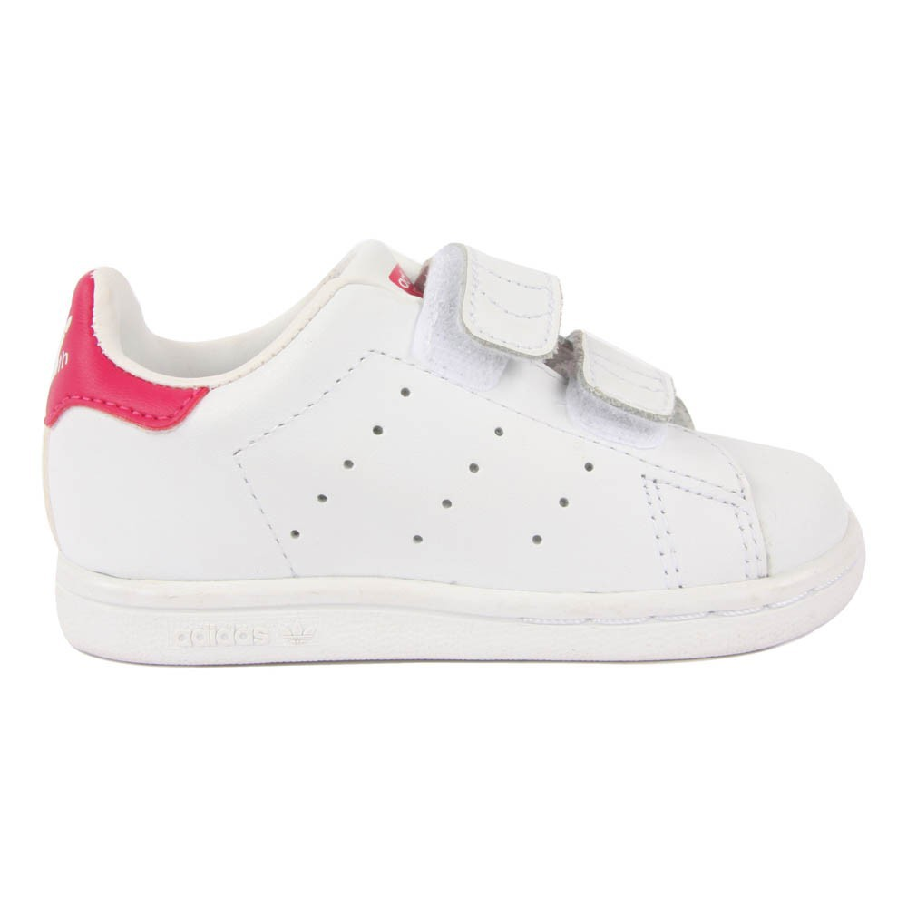 stan smith cuir rose