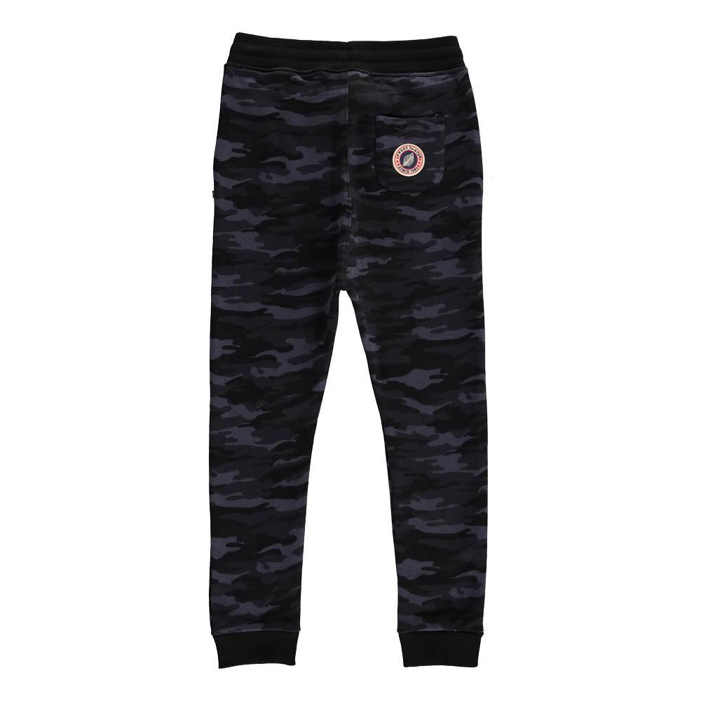 Camoflage Loose Joggers Midnight blue Sweet Pants Fashion Teen  deb77d6f855