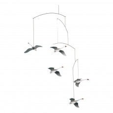product-Flensted Nordic Swans Mobile