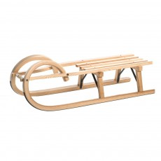 product-Sirch Standard 100cm Sledge in Ash Wood