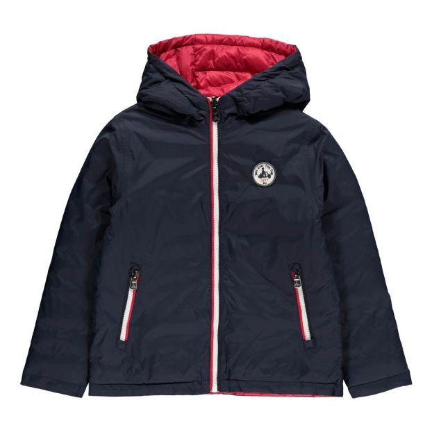 6de4288391dd0 Doudoune Réversible Tokyo Bleu marine Jott Mode Adolescent ,