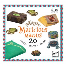 product-Djeco Coffret 20 tours Malicious magus