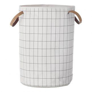 Ferm Living Korb Grau Groß 40x60 Cm  Product