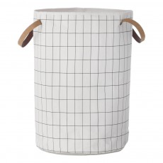product-Ferm Living Grey Basket - Large Model - 40x60cm