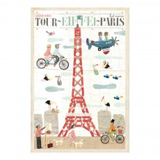 product-Londji Multicolour Paris Puzzle