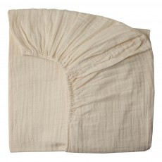product-Numero 74 Fitted Sheet - Off-White