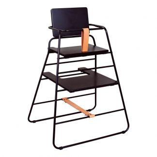 Haute Naturel Chaise Noir Cuir Towerchair Et 6mYfygIb7v