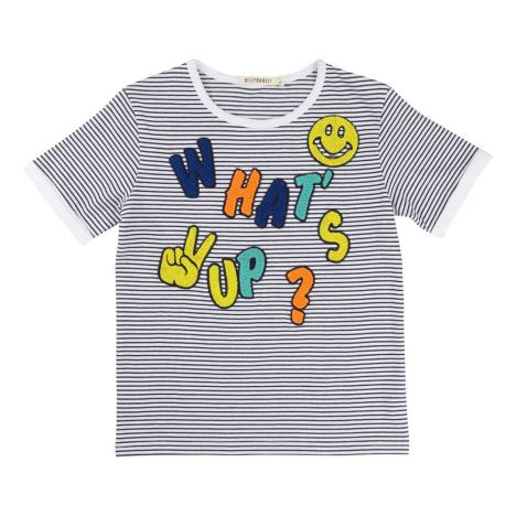 What's Up Striped T-Shirt-product
