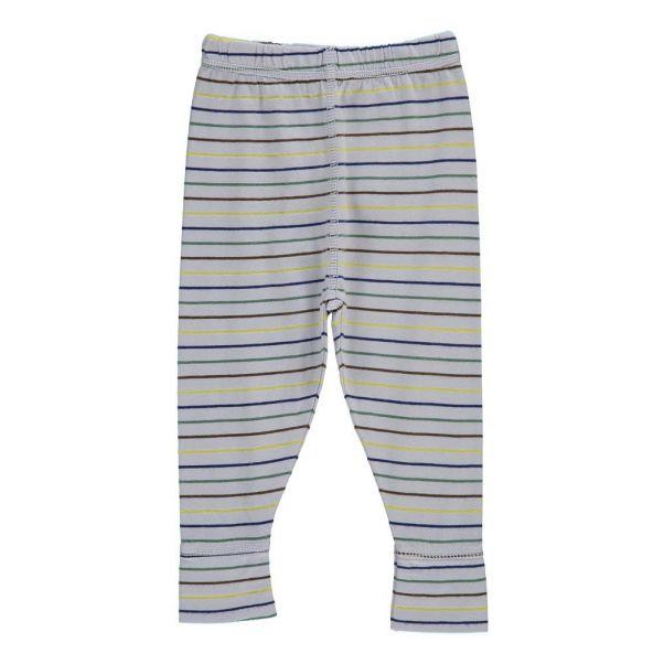 8bbac589 Striped Leggings Pearl grey Bonton Fashion Baby