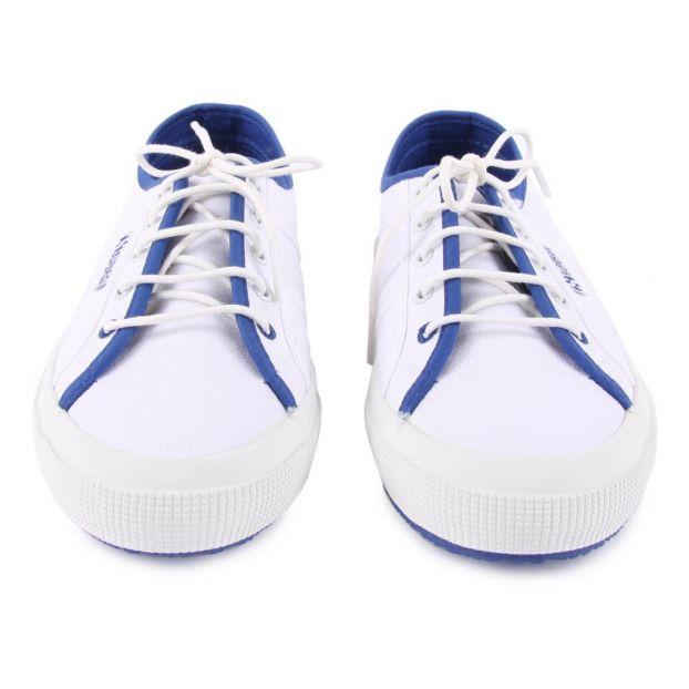 Soda Two-Toned Sneakers White Scotch