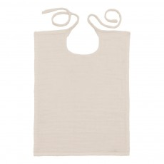 product-Numero 74 Square Natural Bib