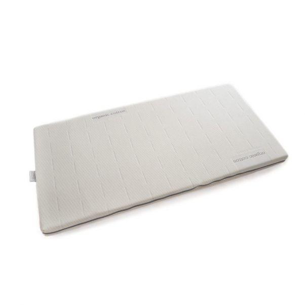 Matelas Pour Lit Bebe 60 X 120 Cm Blanc Krethaus Design