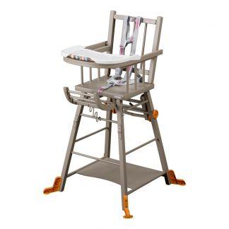 Chaises hautes pour b/éb/és et jeunes enfants tables banquette transformable en chaise dalimentation infantile plus /élev/ée,Green