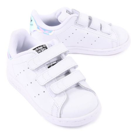 Baskets Cuir 3 Scratchs Irisé Stan Smith-product