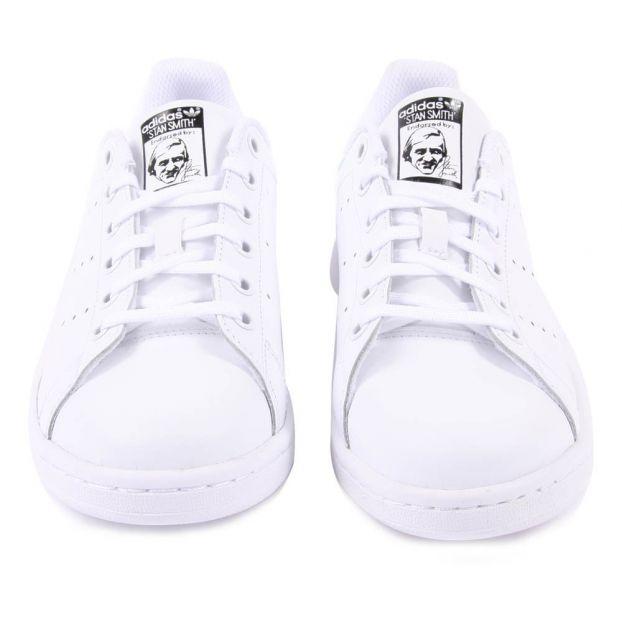 Bianco Iridescenti Adidas Scarpe Lacci Stan Sneakers Smith 0k8PXOwn