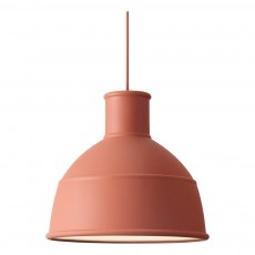 product-Muuto Unfold ceiling lamp - Terracotta