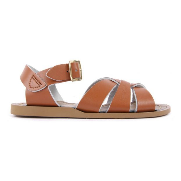 3c01a6d38504 Original Leather Cross Strapped Waterproof Sandals-product