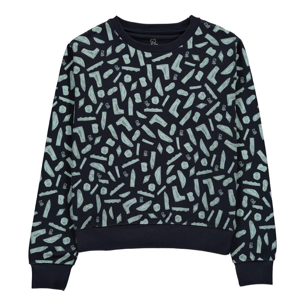 Sweatshirt Cropped Como Highlight 6891