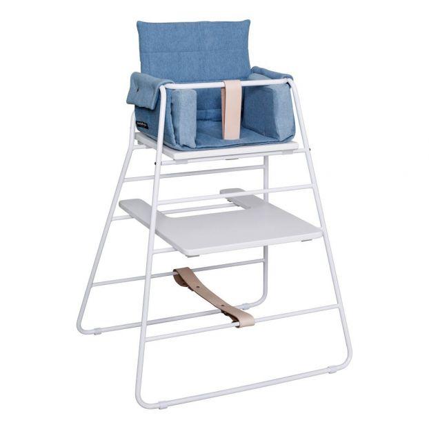 Haute Coussin Chair Pour Denim Totem Tower Réducteur Chaise Towerblock GLpVSUMqz