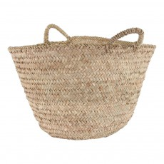 product-Cosydar Woven Palm Leaf Basket