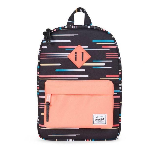 Comets Heritage Kids Backpack Black Herschel Fashion Teen  098f1f84667e9