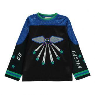 Stella McCartney Kids T-shirt Monstre Ryder-listing 8cc610d3f2ef