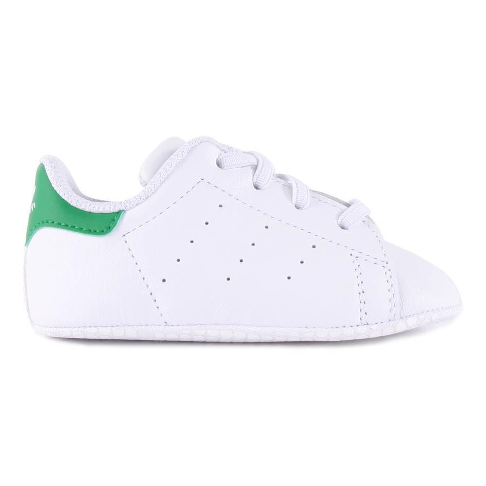 Patucos Cordones Adidas Stan Smith Crib Verde Adidas Adidas Verde Cordones fe5f7d