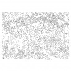 product-Omy Foot Giant Colouring Poster