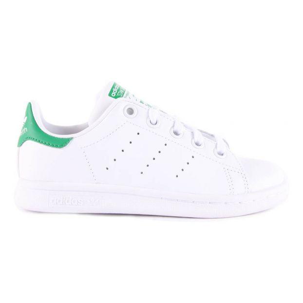 c71d73df72752 Scarpe da Ginnastica con Lacci Stan Smith Verdi Verde Adidas