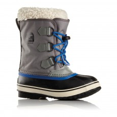 product-Sorel Fur-Lined Waterproof Nylon Yoot Pac Boots