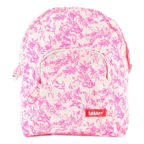 with made Sac Jouy Bakker à Enfant Mode love dos MiniCanvas Rose rwqYA40w