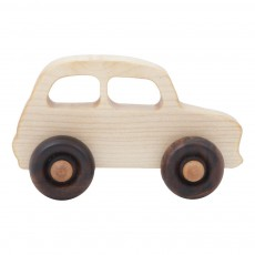 product-Wooden Story French Style Wooden Car
