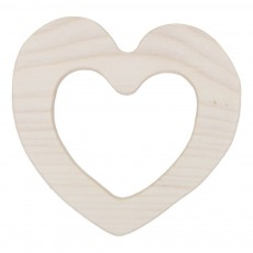 product-Wooden Story Beissring aus Holz Love