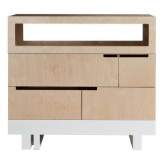 product-Kutikai The Roof Chest of Drawers 100x90cm