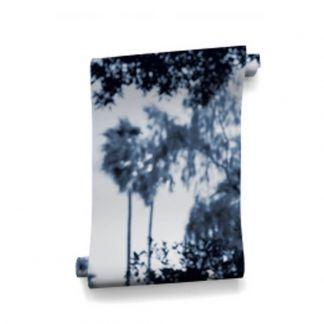 Carta Da Parati A Palermo.Carta Da Parati Inca Blu Elettrico Andree Sorant Design Adulto