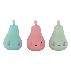 product-A little lovely company Set of 3 Mini Pears